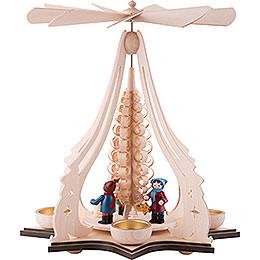 1 - tier pyramid lampion children  -  37cm / 14.5inch