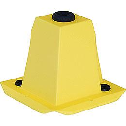Abdeckung 29 - 00 - A4/29 - 00 - A7  -  gelb
