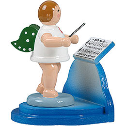 Angel Conductor with Music Stand  -  6,5cm / 2.5 inch