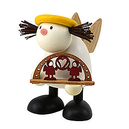 Angel Lotte with Candle Arch  -  7cm / 2.8 inch