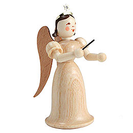 Angel long skirt conductor, natural  -  6,6cm / 2.5inch