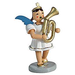 Angel short skirt colored, tenor horn  -  6,6cm / 2.5inch
