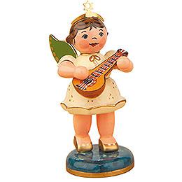 Angel with Mandolin 6,5cm / 2,5inch