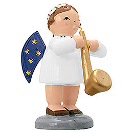 Angel with Saxophone   -  5cm / 2 inch