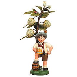 Autumn Child Hops  -  13cm / 5 inch