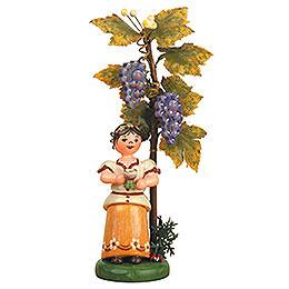 Autumns Child Wine  -  13cm / 5 inch