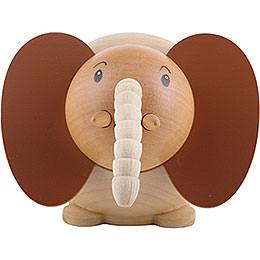 Ball Figure Elephant  -  6cm / 2.3 inch
