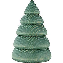Baum, mittel grün  -  11,5cm