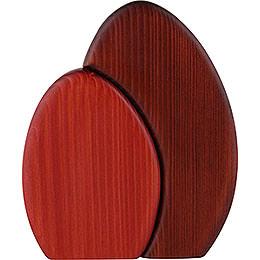 Bush Red  -  18cm / 7.1 inch