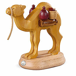 Camel for smoker 02 - 16 - 450  -  15x8x14cm / 5.9x3x5.5inch