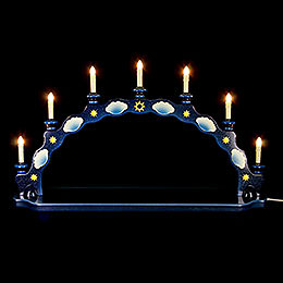 Candle Arch for angels small size  -  75 x 18,5 x 47cm / 30 x 7 x 19inch