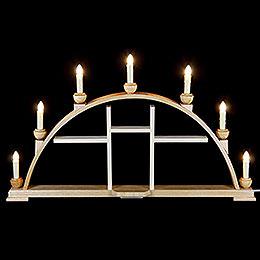 Candle arch blank  -  63x37cm / 25x15 inch