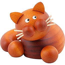 Cat Charlie cuddling  -  5,5cm / 2inch