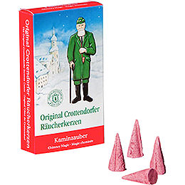 Crottendorfer Incense cones  -  Chimney Magic