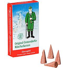 Crottendorfer Incense cones  -  Cinnamon Apple