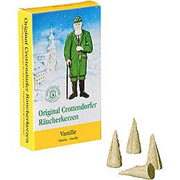 Crottendorfer Incense cones  -  Vanilla