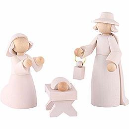 Dekofiguren Heilige Familie  -  11cm