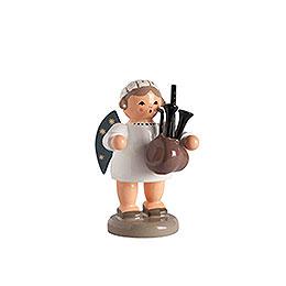 Engel mit Dudelsack  -  5cm