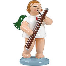 Engel mit Fagott  -  6,5cm