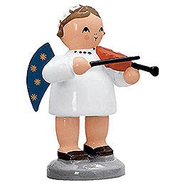 Engel mit Geige  -  5cm