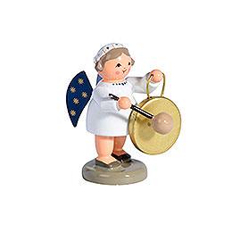 Engel mit Gong  -  5cm