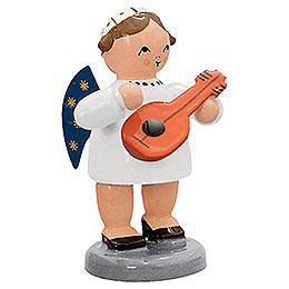 Engel mit Mandoline  -  5cm