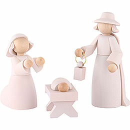 Figurines Holy Family  -  11cm/4inch