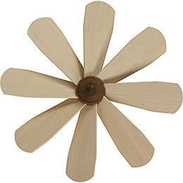 Flügelrad für Weihnachtspyramide  -  Durchmesser = 16,5cm