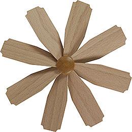 Fl�gelrad f�r Weihnachtspyramide  -  Durchmesser = 20cm