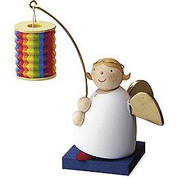 Guardian angel with lantern  -  3,5cm / 1.3inch