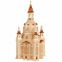 Handicraft set Church of our Lady Scale 1:500  -  18cm / 7.1inch