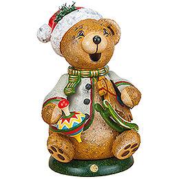 Hubiduu Gnome Teddy's Rocking Horse  -  14cm / 5,5 inch