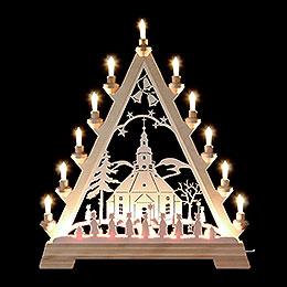 Light Triangle  -  Little Church of Seiffen