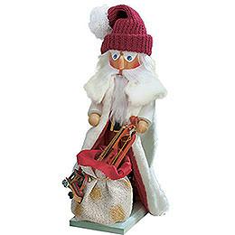 Nussknacker Der wei�e Weihnachtsmann  -  40cm