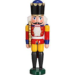 Nussknacker König rot  -  29cm