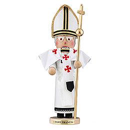 Nussknacker Papst Franziskus  -  Limitierte Edition  -  47,5cm