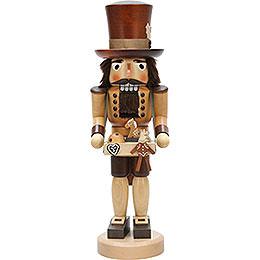 Nussknacker Spielzeughändler natur  -  40,5cm