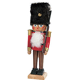 Nutcracker British Guard Soldier  -  40cm / 16 inch