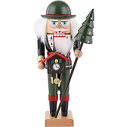 Nutcracker  -  Clock Dealer  -  27cm / 10.6 inch