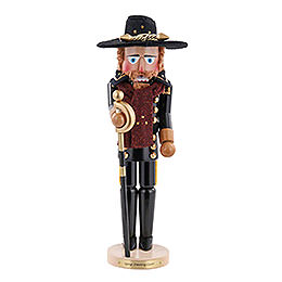 Nutcracker  -  General Custer  -  40cm / 16 inch