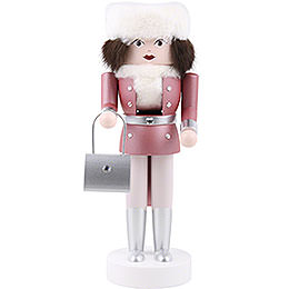 "Nutcracker  -  ""Jasmin"" (pink)  -  25cm / 9.8 inch"