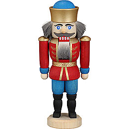 Nutcracker  -  King Red  -  12cm / 4.7 inch