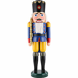 Nutcracker King blue  -  100cm / 39inch