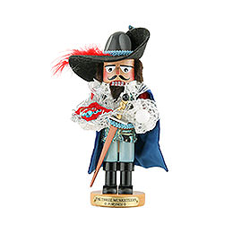 Nutcracker Musketeer Porthos  -  Limited edition  -  31cm/ 12,2 inch