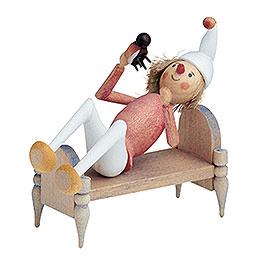 Onkel Fritz im Bett  -  7cm