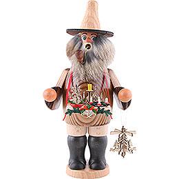 Räuchermännchen Adventsleuchterhändler  -  25cm