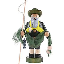 Räuchermännchen Fischer  -  18cm