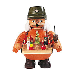 Räuchermännchen Spielwarenverkäufer  -  14cm