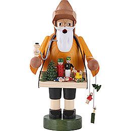 Räuchermännchen Spielzeughändler  -  18cm