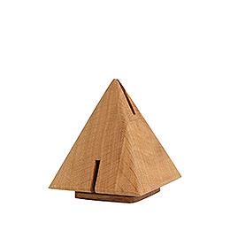 Räucherpyramide Eiche  -  12cm